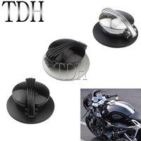 Motorcycle Fuel System Petrol Tank Cap Cafe Racer Oil Gas Filler Plug For R NINE T R9T 2014-2021
