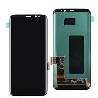 Pour Samsung Galaxy S8 G950F Écran LCD Affichage d'écran Touch Touch Digitizer Pièces de rechange Remplacement de pièces de rechange