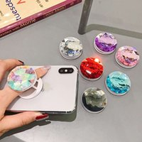 1 Adet Renkli 3D Gem Popüler Yuvarlak Katlanır Streç Braketi Kılıf Parmak Tutucu Cep Telefonu Standı
