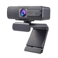 Веб-камеры HD 1080P Webcam Компьютер PC Камера AF AF ATO Focus Lens с MIC Cameras для Live Conference Video Calling Conference