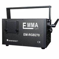 새로운 RGB ILDA 무대 DJ 멀티 컬러 500MW / 1W / 2W / 3W / 4W / 5W 빔 애니메이션 Emma Lazer 프로젝터, 텍스트 레이저 조명 판매
