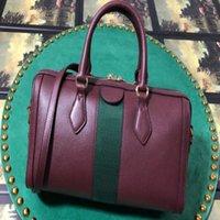 Meio grátis 524532 5A Boston Bag alças Ofidias Top Totes com sacos Bolsas de poeira DHL RealFine888 Envio nmldr