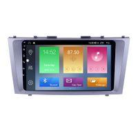 音楽Wifi 3GミラーリンクOBD2 DVR 9インチAndroid 10アフターマーケットGPS