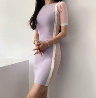 Casual Dresses Summer long dress printed with flowers, vintage evening dress, big size, short sleeve, beach, graduation , DN8U