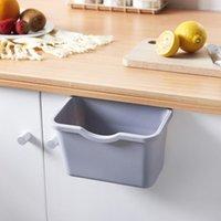 기타 하우스 키핑 조직 주방 캐비닛 도어 매달려 쓰레기 타입은 쓰레기통을 쓰레기통으로 가정 및 휴대용 소형