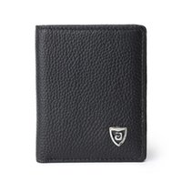 Wallets Fashion Men Small Cowhide Leather Purses Ultra-thin Wallet Mini Money Cards Holder Gifts Sale-WT