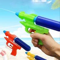 Eau de l'eau Fun Pistolet Jouet Jouet Nouveau Summer Beach Bain Baignoire Game Party Jouez à l'extérieur Sand Squirt Guns pour Toddlers Boy Funny Sport