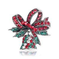 Спутей рождественских колоколов Брушь HAN Edition Личности Корсажный костюм Заслуживают, чтобы действовать роль скорости Продать пройти горячее место