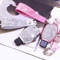 Key Wallets Keeps chains with diamond for Mercedes Benz W204 W205 W212 C E S GLA AMG etc. girls gifts women