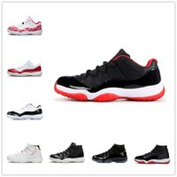 Air Jordan 11 retro jordans 2021 Nouveau Jubilee Bred jumpman 11 11s Chaussures de basketball Midnight Marine Space Confiture Gamma Blue Pâques Concord 45 Low