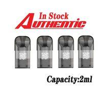 100% Original IGET NOVA POD CARTRIDGE 2ML PREFILLED 1200pcs a case E-cigarette XXtra Kits Vape Pen VS Bar Plus XL bang xxl