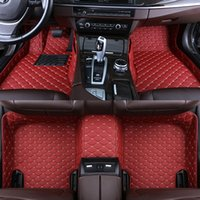 자동차 바닥 매트 BMW Z3 E36 Z4 E86 E85 E89 G29 Z8 E52 자동차 부속품 카펫 알프 미브라