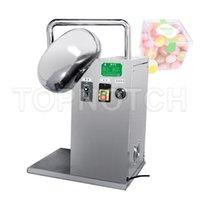 Traditionelle chinesische Medizin Poliermaschine Schokoladensüßigkeitsbeschichtung Makerautomatic klein