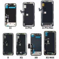 OLED Screen panel For iPhone X 11 pro 11pro Max LCD Display Touch Digitizer Assembly iPhone11 XR XS OEM