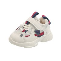 Baby Athletic Kids Shoes Boys Girls Sneakers Autumn Winter Casual Moccasins Soft Toddler Footwear Infant Running Sports Shoe B8914