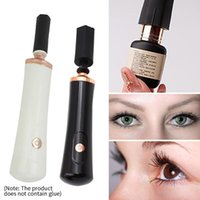 Pestañas falsas Pagina eléctrica profesional Pegamento a prueba de agua Herramienta de maquillaje natural de secado rápido