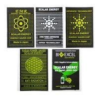 Tecnologia Avançada Energy Saver Gadgets Anti Radiação Adesivo para Telefone Celular Eletromagnético Radiação-Shield
