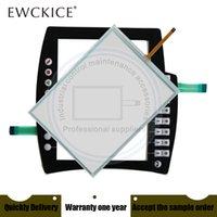 Orijinal Yeni KRC KRC4 KCP4 KR C4 KC P4 00-168-334 00-189-002 PLC HMI endüstriyel dokunmatik ekran ve membran tuş takımı
