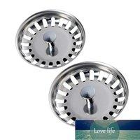 1PC Household Stainless Steel Sink Filter Pool Bathtub Bathroom Sewer Floor Drain Kitchen Anti-clog Slag Strainer Accessories