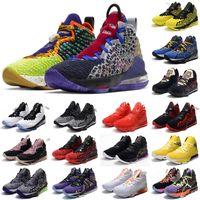 أعلى جودة رجل ما jumpman 17 xvii أحذية كرة السلة متعددة MVP الشجاعة الأحمر الذهب ميامي الأزرق سي لي أحذية رياضية التنس في الهواء الطلق