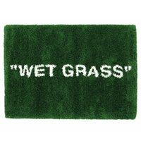 Домашняя мебель модный Ki x VG совместный маркер мокрый травяной ковер плюшевые напольные коврик салон спальня большие коврики поставщик