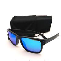 Polarisierte Sommer Sonnenbrille Mode Frauen und Männer Unisex Outdoor Sports Sonnenbrille Full Frame Eyewear mit Kasten