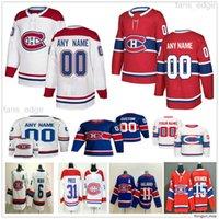 Hombres personalizados Mujeres Niños 2021 Retro Retro Montreal Canadiens Patrick Roy Carey precio Shea Weber Brendan Gallagher Jonathan Drouin Jerseys