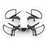 Гвардии пропеллера + складные посадочные механизмы защитный комплект для DJI Spark Camera Drone аксессуары