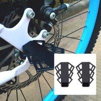 Pedali della bici 1 paia Assale Mountain Metal Pedale Pedalo Posteriore Pedane Pieghevole Pieghevoli Pieghevoli antiscivolo Pieghevole Pieghevole Saving Space Accessori