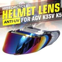 visor AGV K5 K3 SV Motorcycle Helmet Shield Parts original glasses for agv k3 sv k5 motorbike helmet Lens Full face