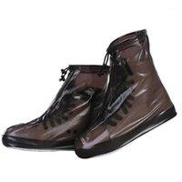 Ayakkabı Parçaları Aksesuarları Kullanımlık Su Geçirmez Kapakları Boot Rainwear Ayakkabı Için Dere Yağmurlu Yağmurlu Ve Kar Yağmak Erkek Kadın Çocuk Boyutu 35-46 A401