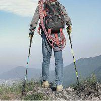 Trekking Poles 98-115cm 113-135cm Ultra Light Carbon Cane Walking Stick