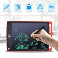 8,5 polegadas digitais tablet tablet lcd escrita eletrônica desenho bloco tabuleta tabuletas com bateria de caneta para o presente de crianças para desenhar
