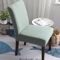 Chair Covers Multiple Colour Cover Protector Seat Stretch Removed Washable Christmas Wedding El Living Room
