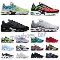 Max Plus Tn SE بالإضافة إلى حجم TN 12 الاحذية رجل إمرأة Worldwide TN Plus SE الثلاثي الأسود جميع المدربين البيض الرياضة في الهواء الطلق الرياضة أحذية رياضية يورو 36-46 M21