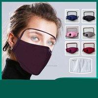 Stück Eine Brille Waschbare Wiederverwendbare Fasions- und Gesichtsmaske für Erwachsene Masken Staubfest Dunst Drucken Gedruckt Design Facemask S xh7ad