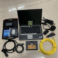 For BMW 2021.03v ICOM A2 and 5054a scanner with Laptop d630 ICOM A2+B+C Diagnostic&programmer Car tool