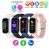 Y16 Smart Wristbands Watch BT Call Heart Rate Monitor Tracker Waterproof Smartwatch Fitness Bracelet Weather Push for Men Women Kid