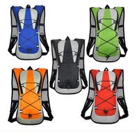 Fashion sport cycling water bag outdoor travel hiking camping backpack 5L Bladder Backpacks nylon Pouch Hydration System for running fitness