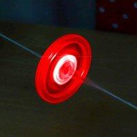 LED-Licht Schwungrad Blinkendes Hand Zug Seil Spielzeug Neuheit Leuchtend Blitz Rushed Party Spiel Spielzeug Kinder Weihnachten Geburtstagsgeschenk