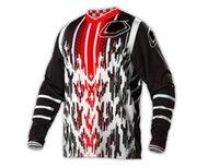 Camisa y camiseta fuera de la carretera 2021 Los uniformes de equipo de carreras de motocicletas Moto de verano se personalizan con el mismo estilo
