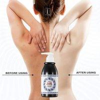 1 2 3PCS 250ml Volcanic Mud Shower Gel Whole Body Wash Fast Whitening Deep Clean Skin Moisturizing Exfoliating Care