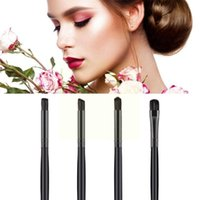 Makeup Brushes 4pcs Eyes Brush High Quality Professional For Eyebrows Set Concealer Cosmetics Eyeshadow Tools Kit R6L1