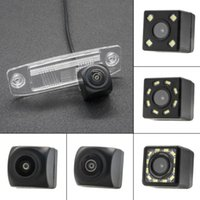 Car Rear View Cameras& Parking Sensors Vehicle Camera For KIA Sorento Sorento R XM Sportage 3 Ceed (ED) 2006-2012 Rio X Line X-line Backup M