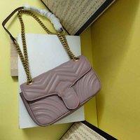 couro crossbody bolsa de luxo desenhador de ombro bolsas mulheres carteiras tote cadeias bolsas fosco bolsa de lona lava clássico cor de metal único messenger