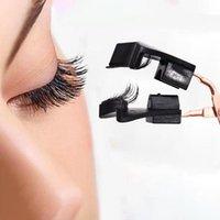 Eyebrow Tools & Stencils False Eyelash Set Quantum Glue Free Magnetic Self-Adhesive Reusable Fake For Beauty