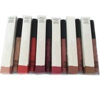 Vente en gros chaude Cosmétiques Matte Liquide Lipsticks Haute Qualité Simple Lèvre Gloss Maquillage Candy Koko Longuet Longuet Lipgloss Libre