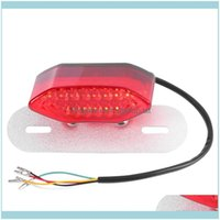 Bike Bicycle Aessories Cycling Sports & Outdoorsbike Lights 1 Pc Rear Light Replacement Retro Durable 5 Wire Turn Signal Lamp Taillight Led
