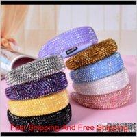 Brandnew Designer Straberry Headband Womens Marke Silk Stirnbänder Beste Qualität Marke Erdbeerdesign H Qylbpn Homes2011