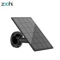Topzoohi Güneş Paneli Aksesuarları Zoohi Pil Camerahot için